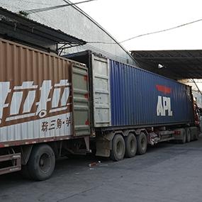 佛山配送货车